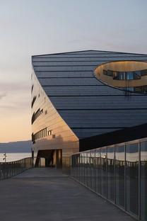 Snøhetta, un bâtiment énergétique au Nord du monde, la Powerhouse Brattørkaia
