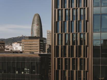Avec Platinum@BCN, le cabinet GCA Architects réalise des bureaux respectueux du développement durable à Barcelone