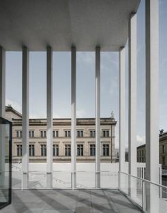 Exposition les architectures DAM Preis 2020, la James Simon Galerie de David Chipperfield Architects est le lauréat