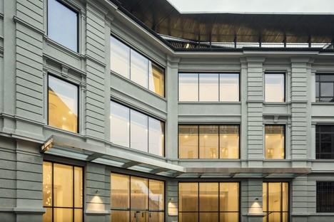 Beretta Associati et Lombardini22 Immeuble de bureaux une histoire de régénération urbaine