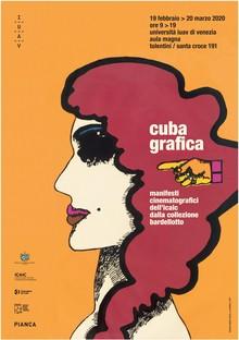 Exposition Cuba Grafica Université Iuav de Venise