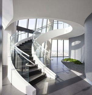 Zaha Hadid Architects One Thousand Museum un gratte-ciel avec un exosquelette à Miami