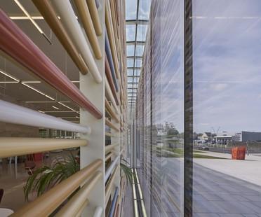 Serero Architectes Urbanistes Media Library une vitrine urbaine et paysagère à Bayeux