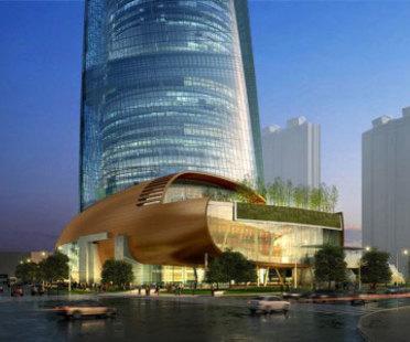 Shanghai tower - Gensler