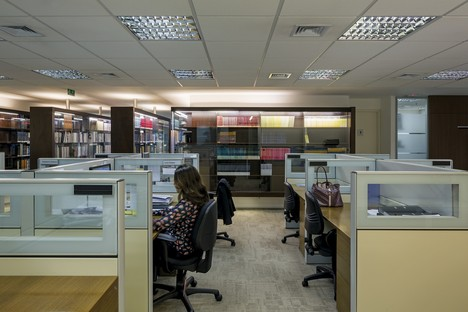Reinach Mendonça Arquitetos Associados bureaux avec vue sur le Pain de sucre Rio de Janeiro