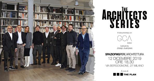 Tous les rendez-vous de The Architects Series de SpazioFMG sont désormais disponibles en streaming