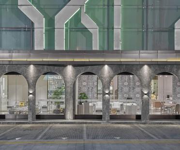 Le design italien protagoniste à New York et en Chine avec Vudafieri-Saverino Partners
