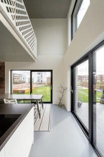 Pasel.Künzel Architects projet K41 Black Diamond habiter dans un cube à Utrecht
