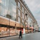UNStudio 18 Septemberplein rénovation d'un bâtiment historique à Eindhoven