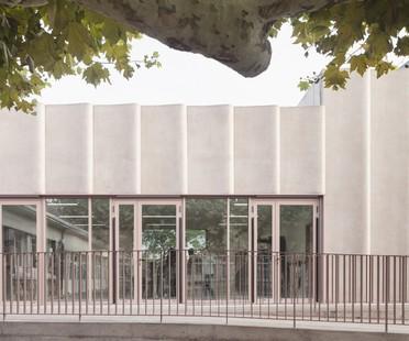 Graal Architecture Centre de loisirs Jaurès à Athis-Mons France