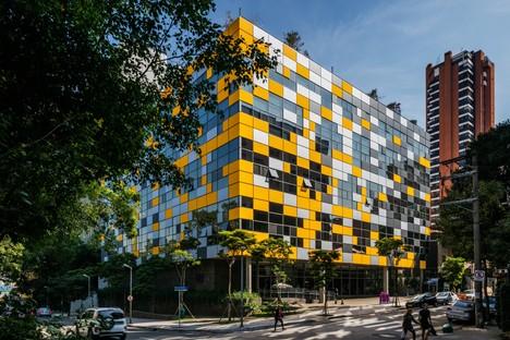 Dal Pian Arquitetos Módulo Rebouças Building – Nubank Headquarters São Paulo Brésil
