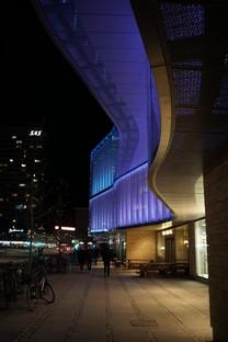 Pei Cobb Freed & Partners une nouvelle architecture pour les jardins de Copenhague Tivoli Hjørnet