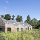Blee Halligan Architects, de grange à B&B, Five Acre barn dans le Suffolk