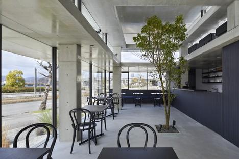 IGArchitects Café à Ujina Hiroshima