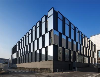 L22 Urban & Building de Lombardini22, nouvelle image urbaine du bâtiment Sarca 222