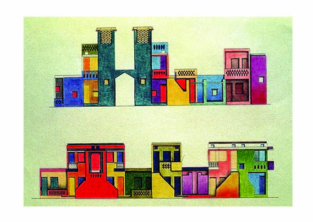 exposition Balkrishna Doshi Architecture for the People – Architekturzentrum Wien