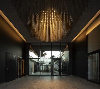 Christophe Rousselle Architecte Courbes bâtiments résidentiels à Colombes France