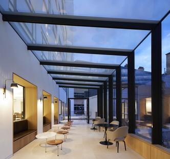 Piercy&Company 25 Savile Row – siège principal de Derwent London