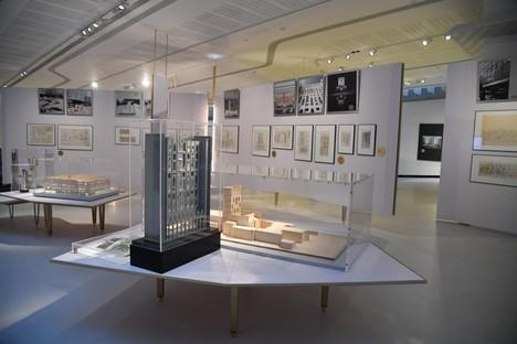Gio Ponti Amare l'architettura au Maxxi et les autres expositions : c'est reparti!