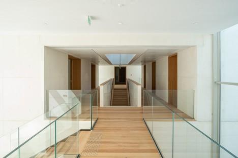 Panorama Architecture Campus de recherche MMSH Aix-en-Provence