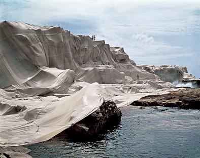 Adieu à l'artiste Christo, pionnier du land art