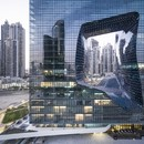 Zaha Hadid Architects ME Dubai hotel et The Opus à Dubaï