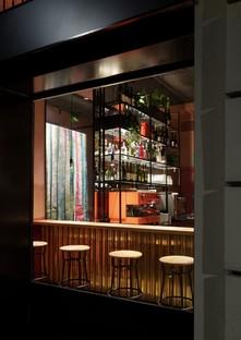 Vudafieri-Saverino Partners RØST design d'intérieur pour un restaurant à Milan