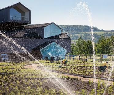 Piet Oudolf réalise le Perennial Garden du Vitra Campus de Weil am Rhein