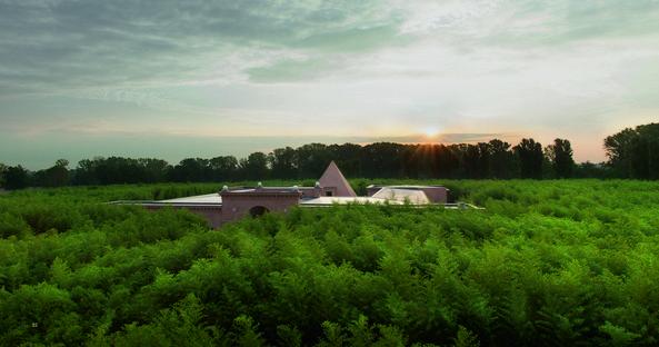 Labirinto della Masone conversations sur la nature, sur le paysage... et sur l'architecture