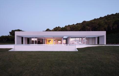 Habiter face à la mer Méditerranée Costa Brava House de Mathieson Architects