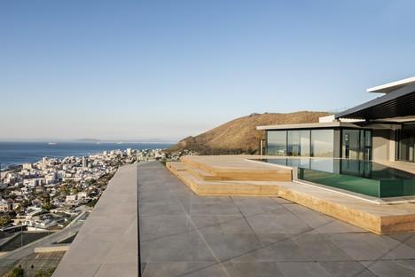 Forte Architetti Complexe résidentiel Arcadia et le paysage de la ville du Cap