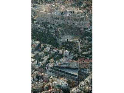 Le nouveau Musée de l'Acropole, Athènes - Bernard Tschumi