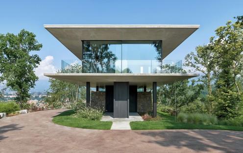 Federico Delrosso Teca House un refuge transparent en pleine nature