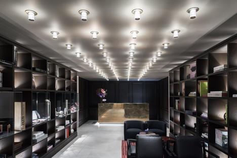 Lissoni Casal Ribeiro design d'intérieur Hotel Café Royal Londres
