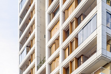 Brenac & Gonzalez & Associés et MOA Architecture 2 tours résidentielles à Paris