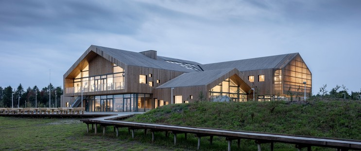CF Møller Architects The Heart in Ikast remporte un Civic Trust Awards