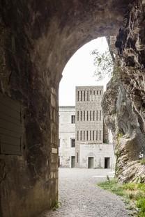 atelierpng revalorise le Fort L'Écluse de Léaz