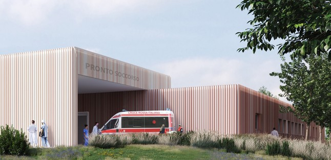 FTA Filippo Taidelli Architetto Emergency Hospital 19 hôpital modulaire et durable