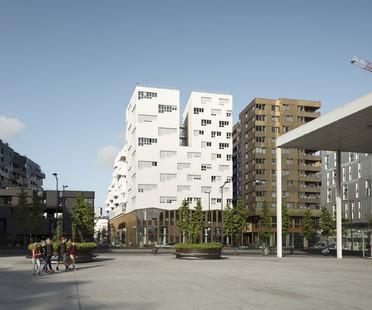 SOA Architectes bâtiment La Fab. La collection d'agnès b. Paris