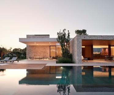 Ramón Esteve Studio construire un microcosme en harmonie avec la nature - Casa Madrigal