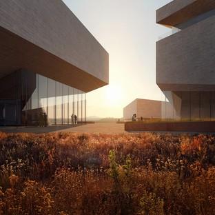 Henning Larsen Architects dévoile le projet de la Theodore Roosevelt Presidential Library