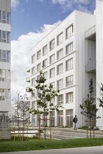 SOA Architectes Résidence étudiante à Gif-sur-Yvette France