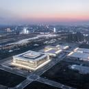 gmp achèvement de la construction du Silk Road International Conference Center de Xi'an