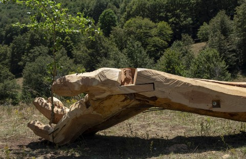 Art et paysage en Italie, des Dolomites au Parc National des Abruzzes, Latium et Molise