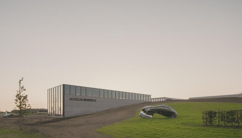 David Chipperfield Architects Carmen Würth Forum Künzelsau, Allemagne