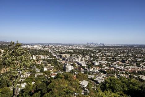 SAOTA Hillside maison avec vue sur la skyline de Los Angeles