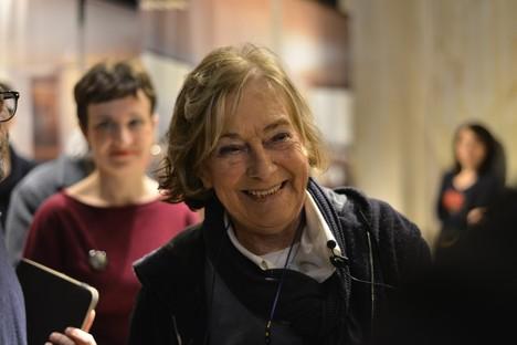 Adieu à Cini Boeri, conceptrice de la joie