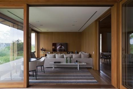 Gilda Meirelles Arquitetura matériaux naturels pour vivre en harmonie avec la forêt
