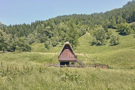 Attraverso le Alpi exposition sur la métamorphose du paysage alpin