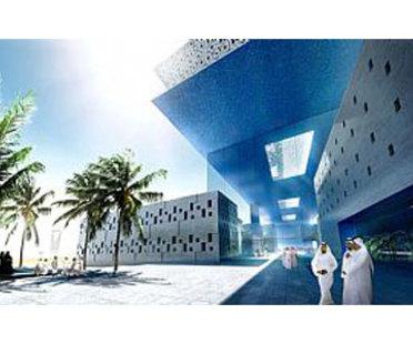National Diabetes Centre, Riyad (Arabie Saoudite) - C. F. Møller Architects